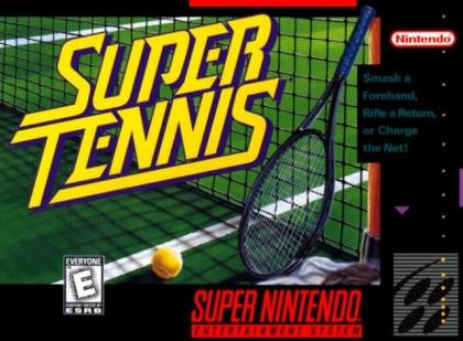 Super Tennis [Europe] image