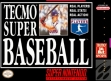 logo Emulators Tecmo Super Baseball [USA] (Beta)