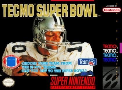 Tecmo Super Bowl [Japan] image