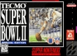 Logo Emulateurs Tecmo Super Bowl II : Special Edition [Japan]