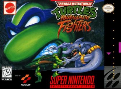 Teenage Mutant Ninja Turtles : Tournament Fighters [Australia] image