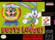 Логотип Emulators Tiny Toon Adventures : Buster Busts Loose! [Spain]
