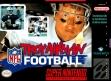 Логотип Emulators Troy Aikman NFL Football [USA]
