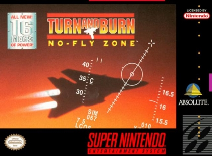 Turn and Burn : No-Fly Zone [Spain] image