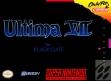 logo Emulators Ultima : The Black Gate [USA]