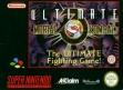 logo Emuladores Ultimate Mortal Kombat 3 [Europe]
