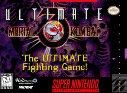 Ultimate Mortal Kombat 3 [USA] image