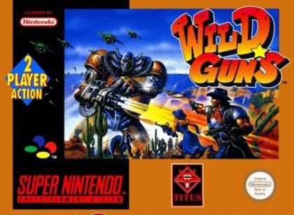 Wild Guns [Europe] image