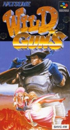 Wild Guns [Japan] image