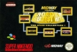 Логотип Emulators Williams Arcade's Greatest Hits [Europe]