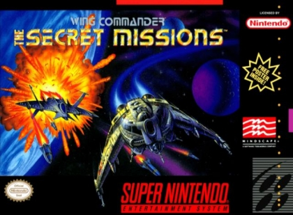 Wing Commander : The Secret Missions [USA] image