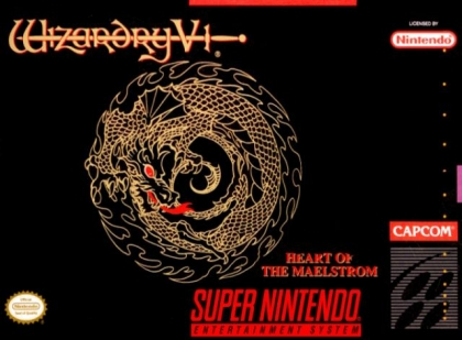 Wizardry V : Heart of the Maelstrom [Japan] image