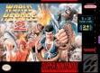 Логотип Emulators World Heroes 2 [USA]