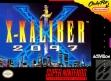 logo Emulators X-Kaliber 2097 [Europe]