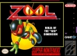 Логотип Emulators Zool : Ninja of the 'Nth' Dimension [USA]