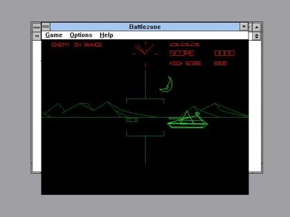 MICROSOFT ARCADE image
