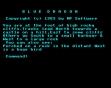 logo Emulators Blue Dragon [UEF]