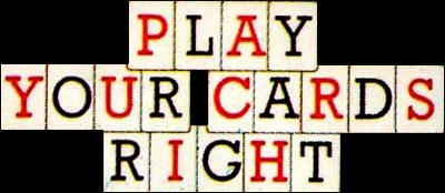 Bruce Forsyth's Play Your Cards Right [UEF] image