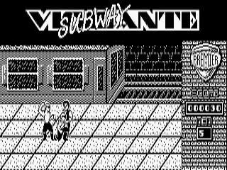 Subway Vigilante [SSD] image
