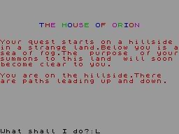 HOUSE OF ORION (CLONE) image