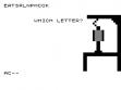 Logo Emulateurs ZX Compendium.1 A.2.Hangman