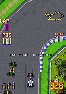 F-1 Grand Prix Part II image