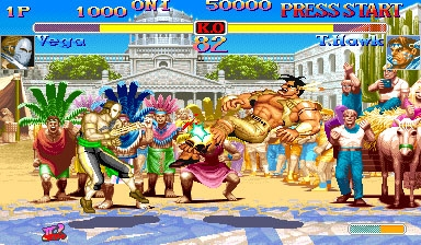 Hyper Street Fighter II: The Anniversary Edition (Asia 040202) image