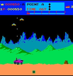 Moon Patrol (Williams) image