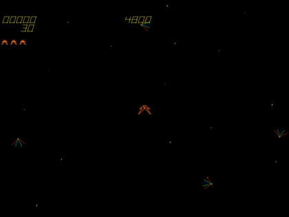 Space Fury (revision B) image
