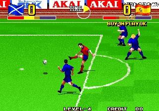 The Ultimate 11 - The SNK Football Championship / Tokuten Ou - Honoo no Libero image