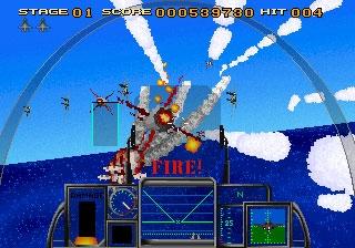 Strike Fighter (World) image