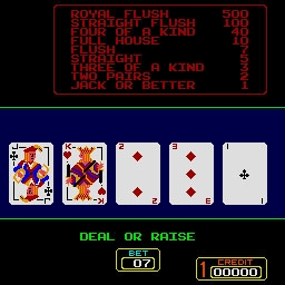 Super Draw Poker (bootleg) image