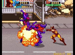 X-Men (2 Players ver AAA) image