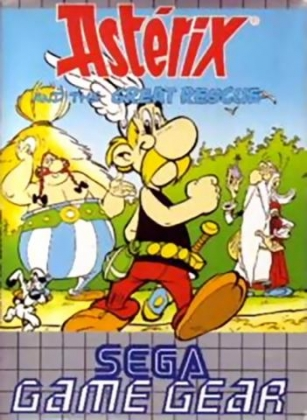 ASTÉRIX AND THE GREAT RESCUE [EUROPE] image