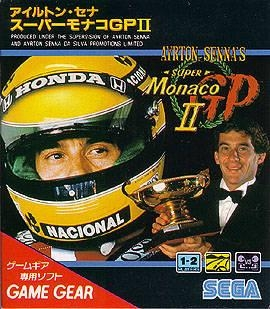 AYRTON SENNA'S SUPER MONACO GP II [JAPAN] image