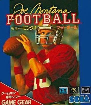 JOE MONTANA FOOTBALL [JAPAN] image