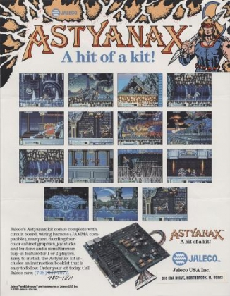 THE ASTYANAX image