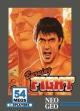 Логотип Emulators BURNING FIGHT