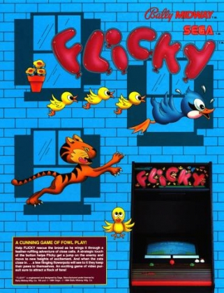 FLICKY image
