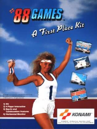 '88 GAMES [JAPAN] (CLONE) image