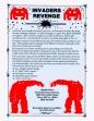 Logo Emulateurs INVADER'S REVENGE (CLONE)