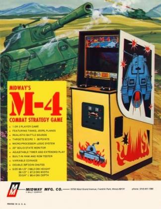 M-4 image