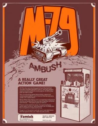 M-79 AMBUSH image