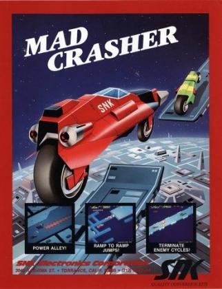 MAD CRASHER image