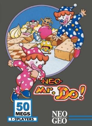 NEO MR. DO! image