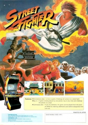 STREET FIGHTER [USA] (CLONE) image