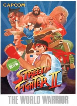 STREET FIGHTER II: THE WORLD WARRIOR [USA] (CLONE) image