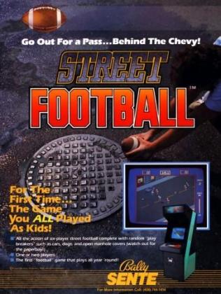 STREET FOOTBALL image