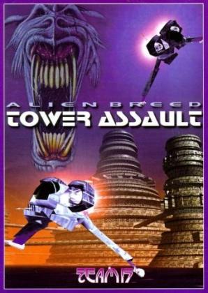 ALIEN BREED : TOWER ASSAULT image