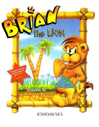 BRIAN THE LION image